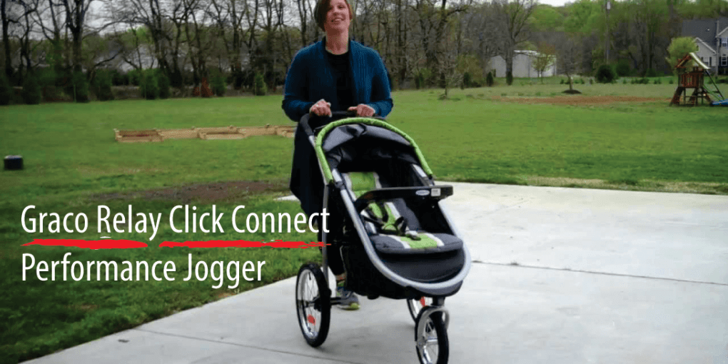Awesome Strollerr Graco Relay Click Connect Performance Jogger