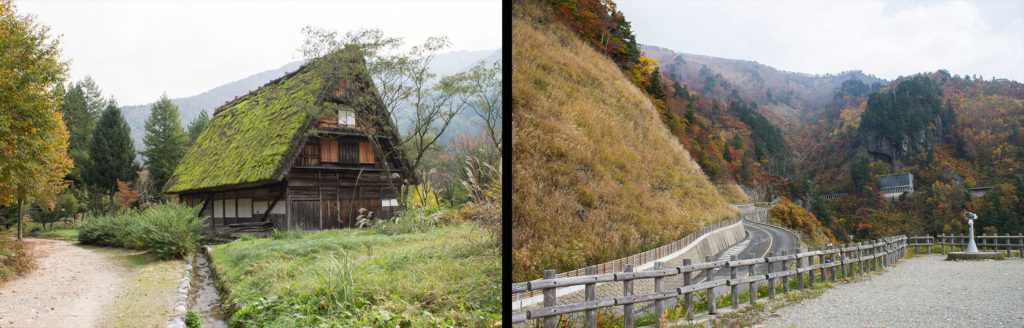 Japan itinerary shirakawago
