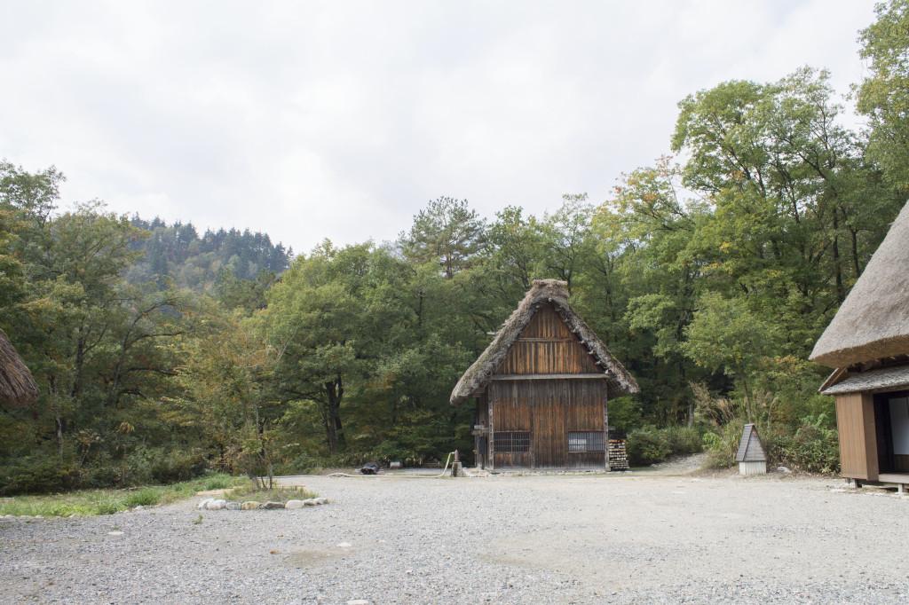 Shirakawago museum
