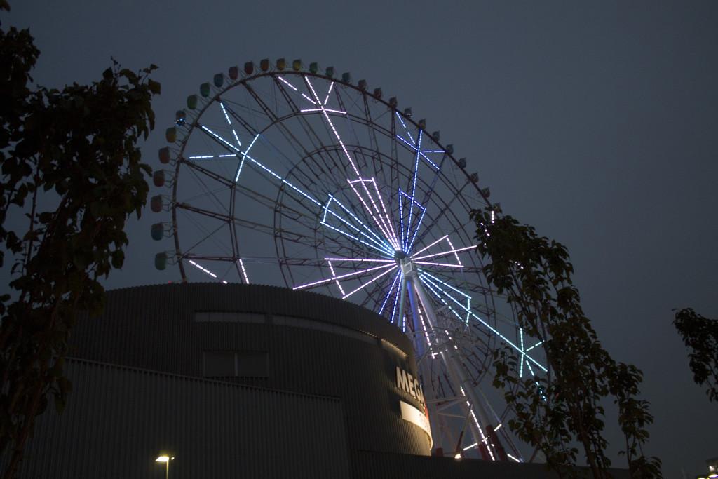 Ferris wheel Odaiba