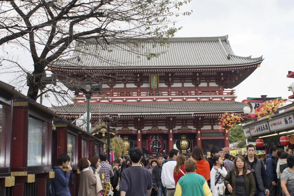 Hozomon Gate, Sensoji