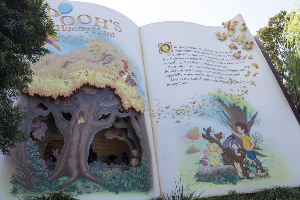 Pooh's Hunny Hunt Ride