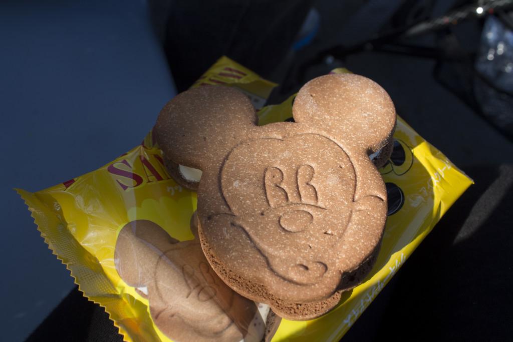 Tokyo Disneyland food