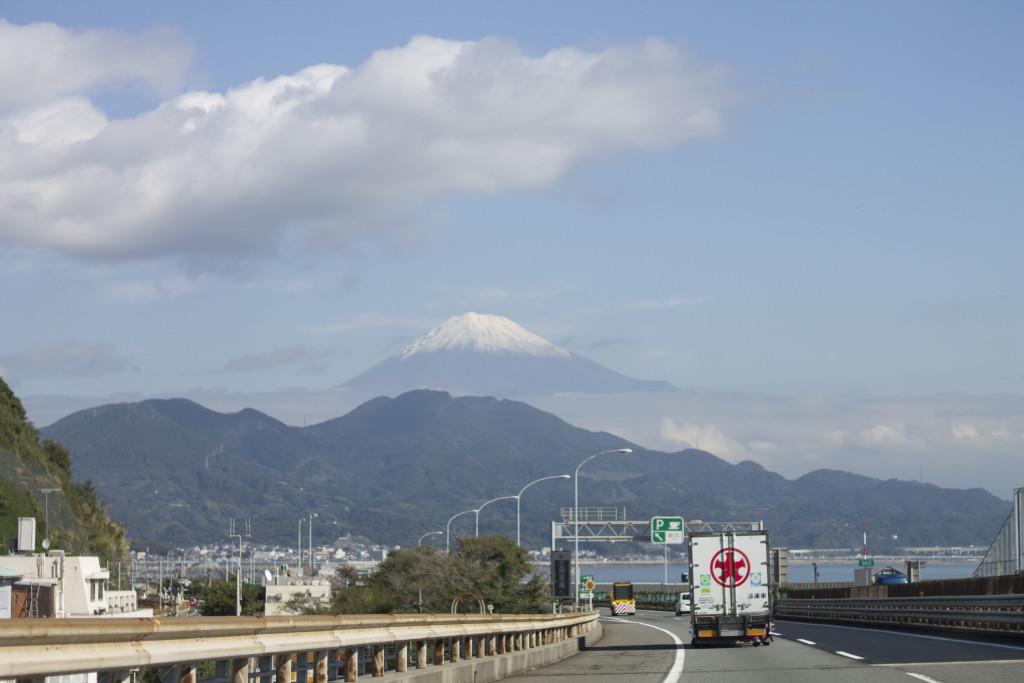 Mt. Fuji drive