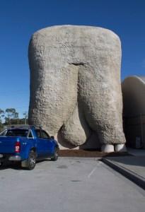 The Big Merino, Goulburn