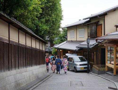 walking around Higashiyama