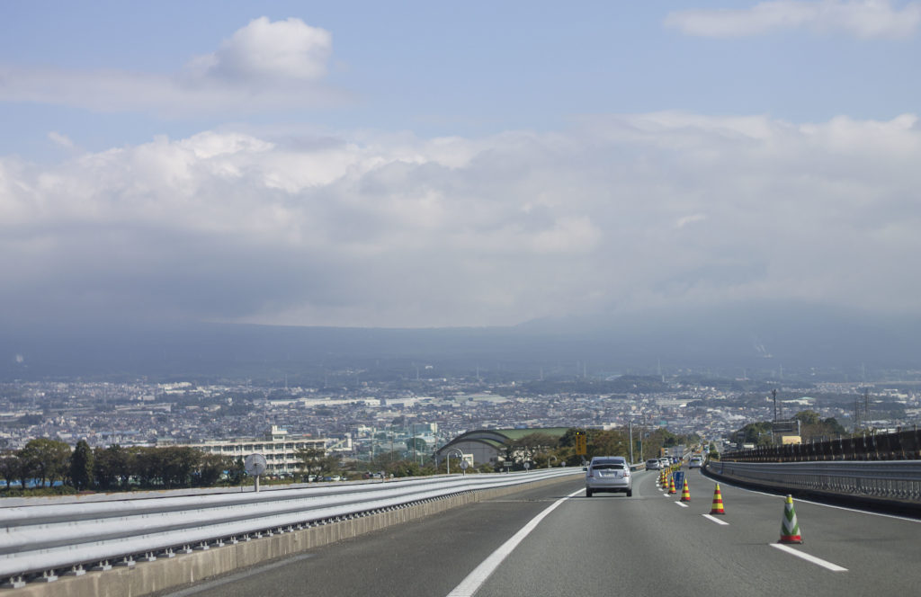 Renting car in Japan, driving in Japan