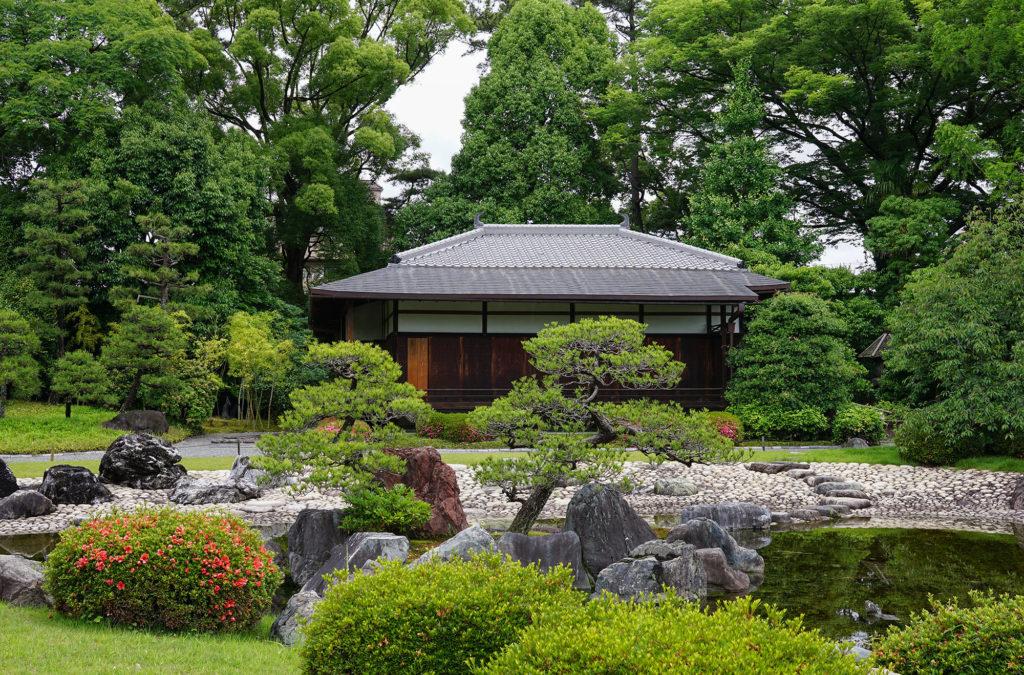 Garden of Nijojo