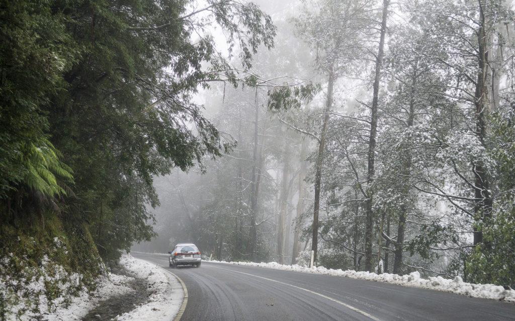 Day trip to Snow near Melbourne