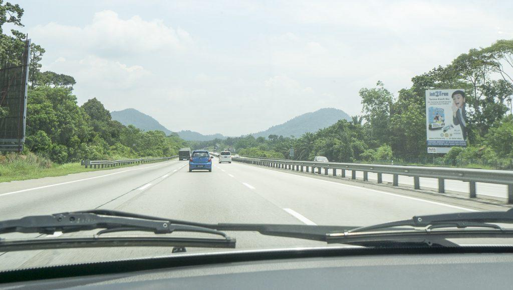 Self driving Malaysia holiday