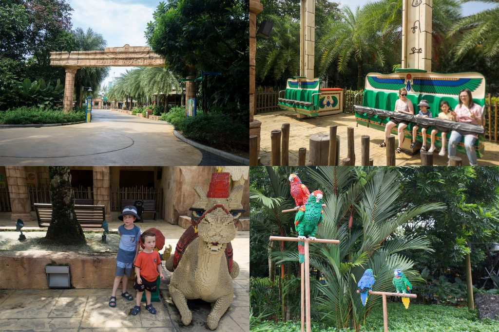 Legoland Malaysia with young kids