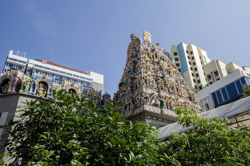 Singapore's Little India