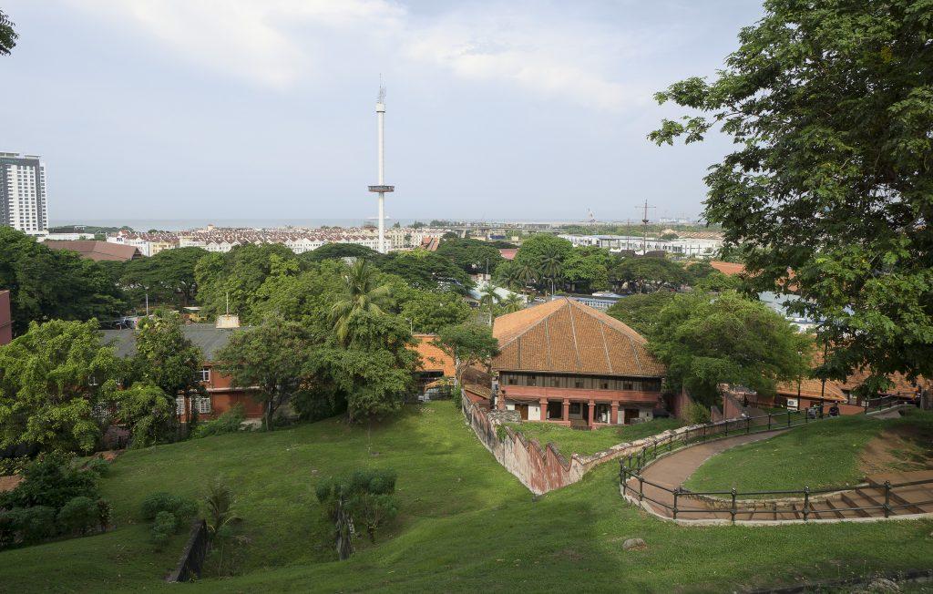 Melaka view
