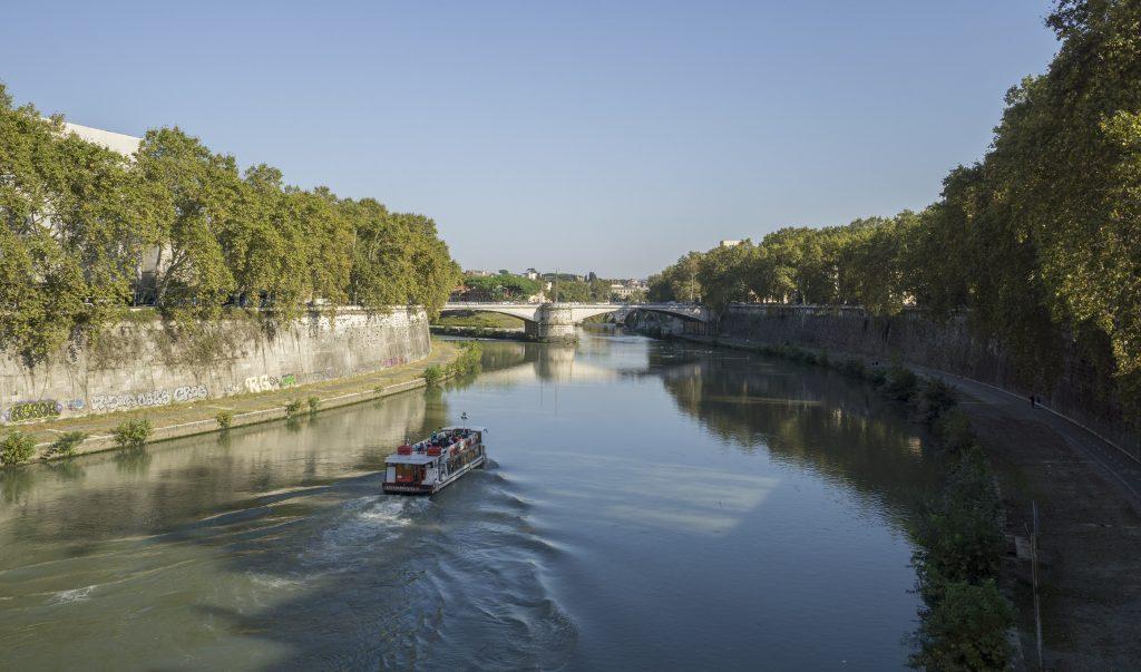 Rome itinerary trastevere
