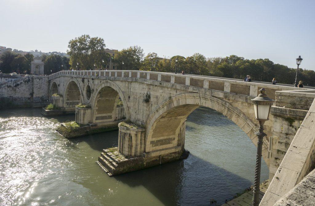 Sightseeing Rome Trastevere