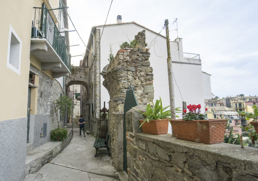 stay in Corniglia