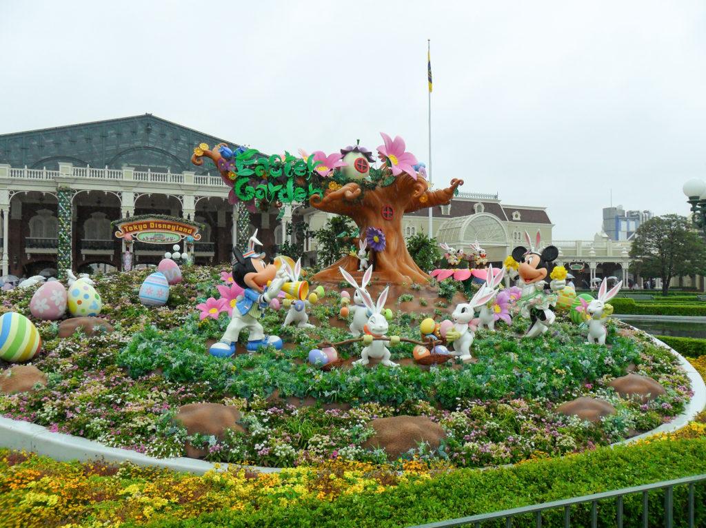 Tokyo Disney themes
