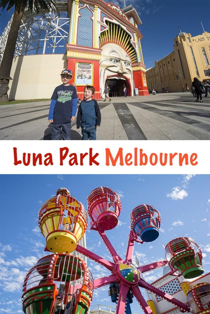 Luna Park Melbourne review