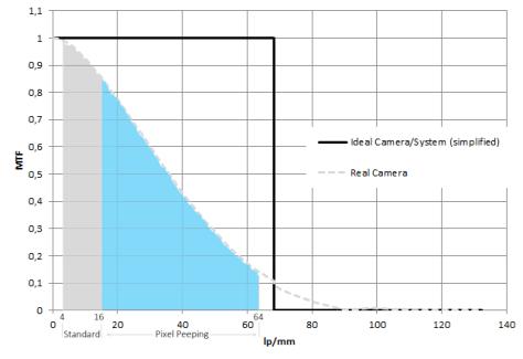 D4s Pixel Peeping Area of Interest for CSF