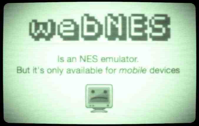 WebNes