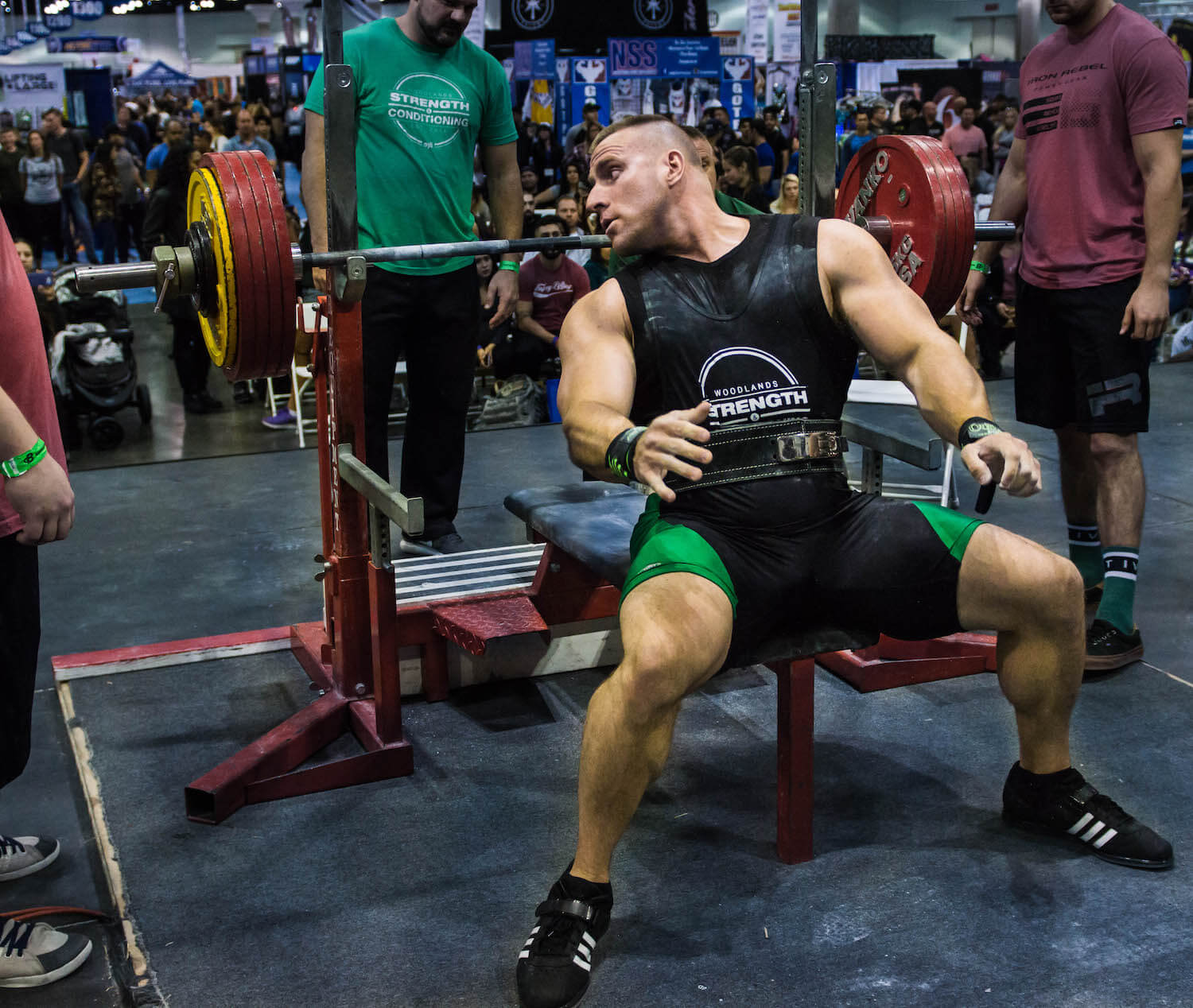 Ultimate guide to the bench press