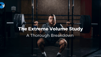 The New Approach to Training Volume • Stronger by Science