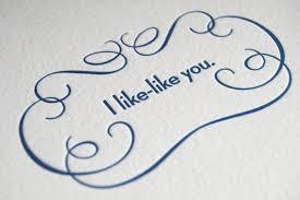 Someone you like or love