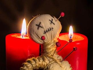 Voodoo break up spell