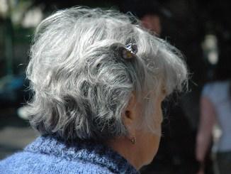 Grey hair spell