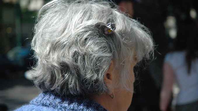 Grey hair spell