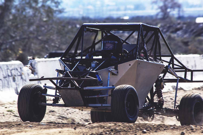 Motorsports Desert Racing