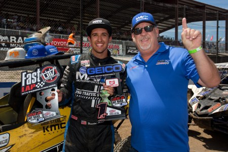 Brandon Arthur at Lucas Oil Off Road Racing Series   Stronghold Motorsports