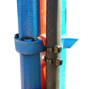 cable ties and straps for the flexible riser pipe