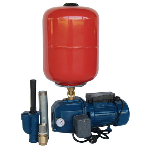 Self Priming Deep Well Convertible Jet Pump. Automatic convertible jet pump