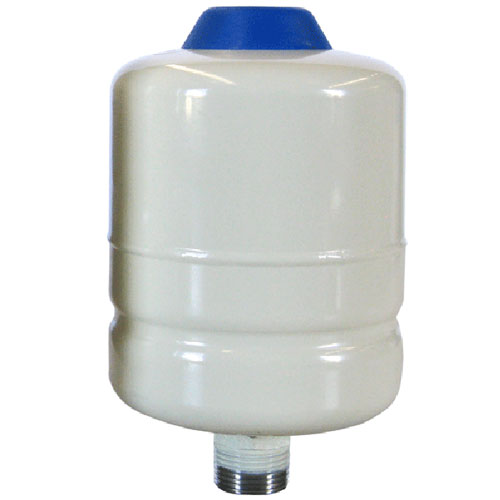 2 Litre 10 Bar Vertical Pressure Tank