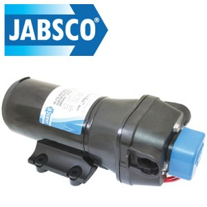 Jabsco J20-110 12V DC and J20-110 24V DC automatic pressure pump
