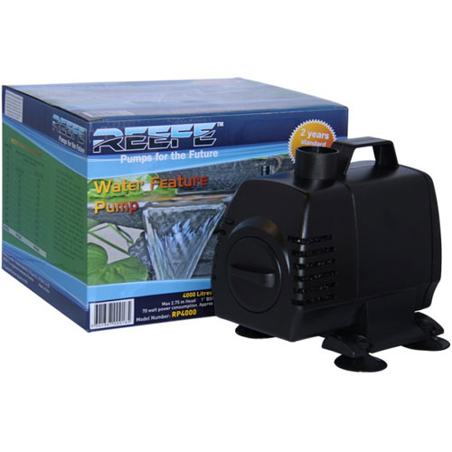 Reefe RP4000 Water Feature and Garden Pond Pump 240V