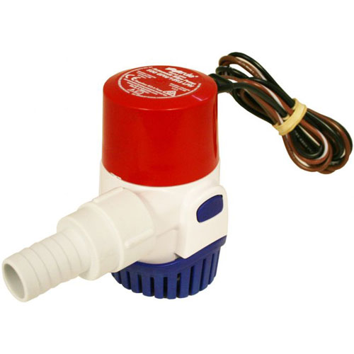 Rule 500GPH Automatic Submersible Bilge Pump