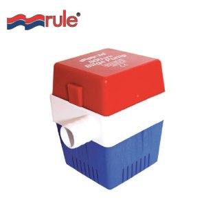 12v manual bilge draining pump