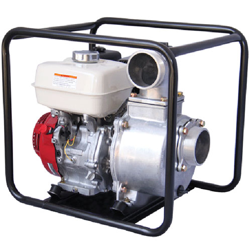 4 Inch Water Transfer Pump with Roll Frame. 4 inch Electric Start Water Transfer Pump with Roll Frame