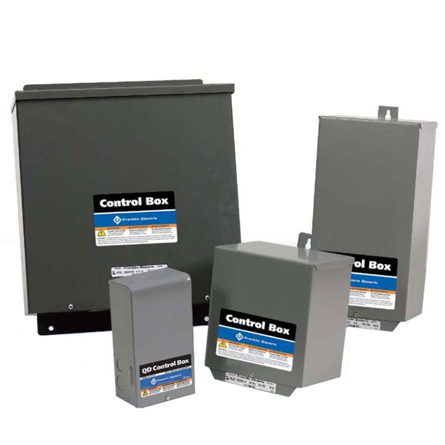 franklin electric control box
