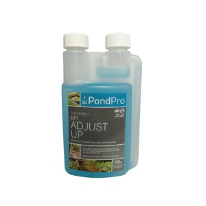 ph adjust up natural ph controller for ponds and aquariums