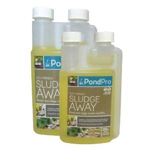 sludge away 250ml and 500ml bottles