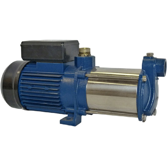 high head multistage pressure pump