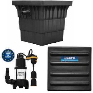 grey water pump station kit