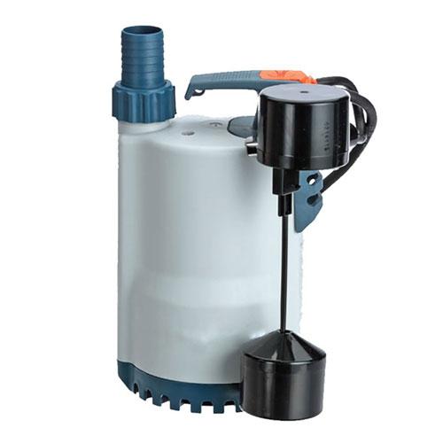 automatic puddle sucker pump