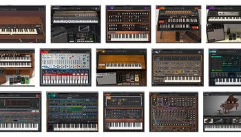 Synclavier V version 2 0 by Arturia adds resynthesis and sampling
