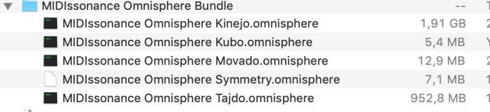 Omnisphere Bundle by MIDIssonance Review | VI-CONTROL