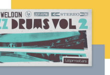 Loopmasters - Felix Weldon - Jazz Drums 2