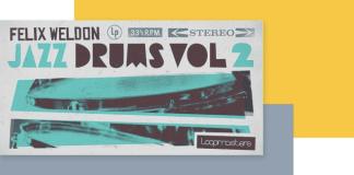 Loopmasters - Felix Weldon - Jazz Drums 2